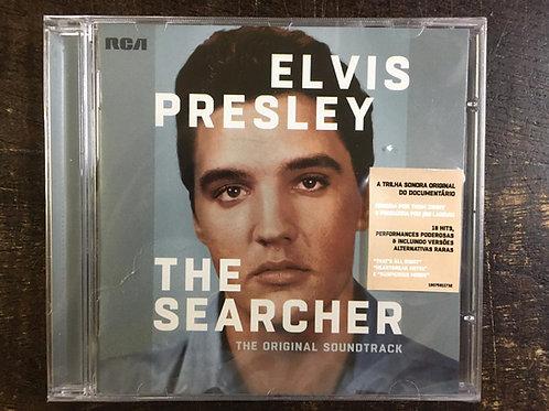 CD Elvis Presley - The Searcher / The Original Soundtrack - Lacrado