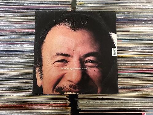 LP Sadao Watanabe - Fill Up The Night