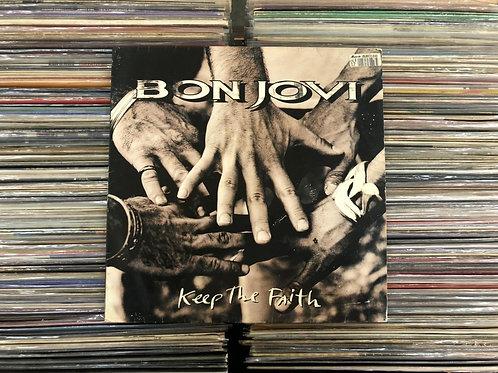 LP Bon Jovi - Keep The Faith