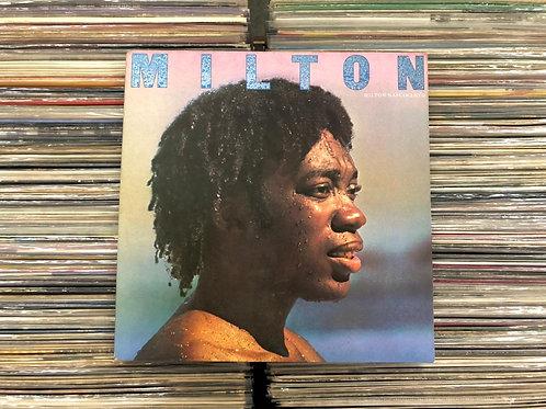 LP Milton Nascimento - Milton 1976 - Capa Dupla