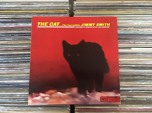 LP Jimmy Smith - The Cat - Com Encarte