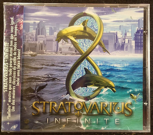 CD Stratovarius - Infinite - Lacrado - 2021 - + Bônus