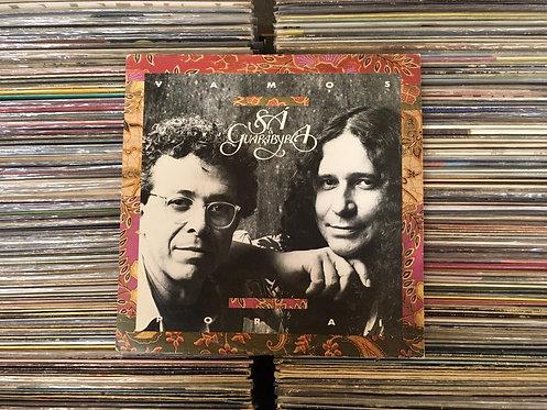 LP Sá & Guarabyra - Vamos Por Aí - Com Encarte