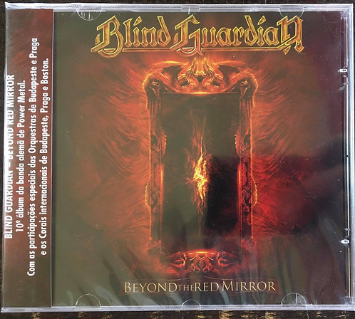 CD Blind Guardian - Beyond The Red Mirror - Lacrado