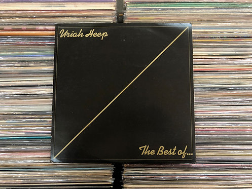 LP Uriah Heep - The Best Of...