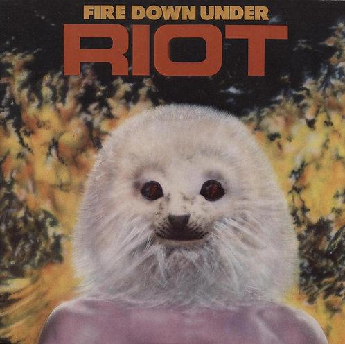 CD Riot - Fire Down Under - Lacrado