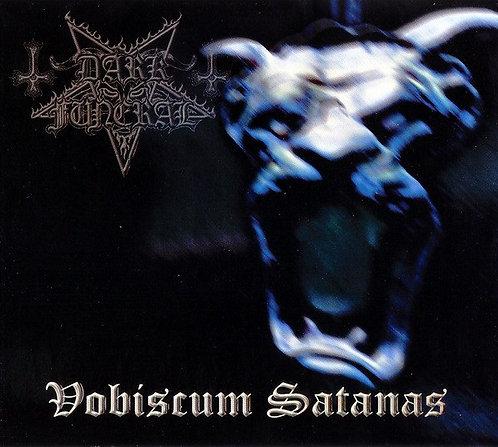 CD Dark Funeral - Vobiscum Satanas - Lacrado