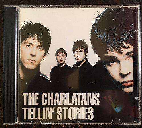 CD The Charlatans - Tellin' Stories