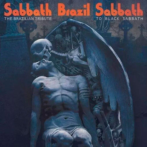 CD Sabbath Brazil Sabbath - The Brazilian Tribute To Black - Duplo - Digipack