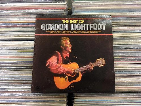 LP Gordon Lightfoot - The Best Of Gordon Lightfoot - Importado