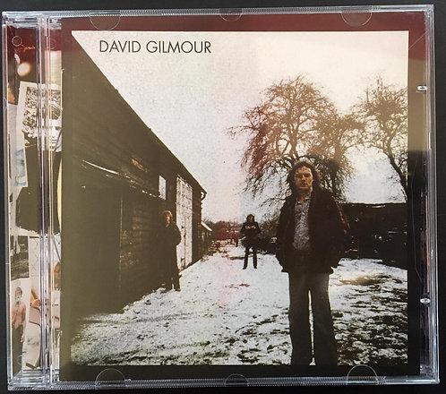 CD David Gilmour - 2012
