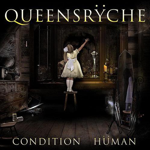 CD Queensrÿche - Condition Hüman - Lacrado