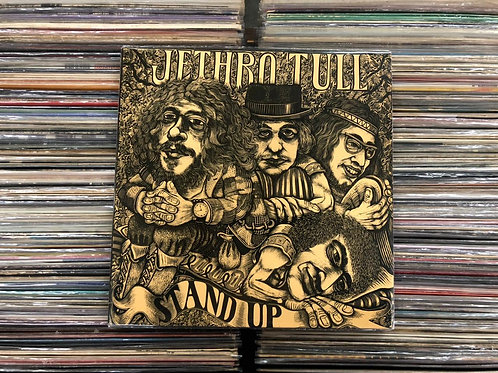 LP Jethro Tull - Stand Up - Capa Dupla