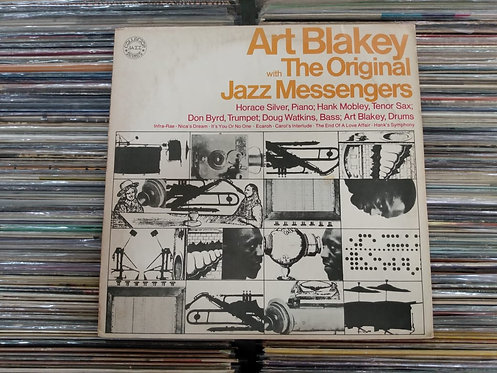 LP Art Blakey With The Original Jazz Messengers / 1956