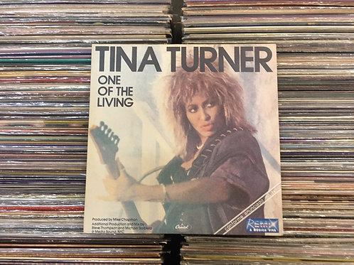 LP Tina Turner - One Of The Living - Com Encarte