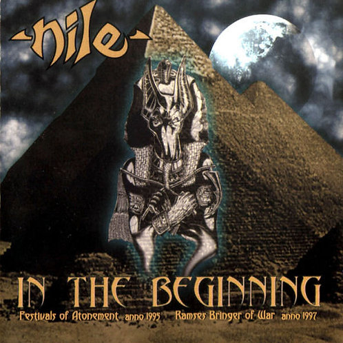 CD Nile - In The Beginning - Lacrado