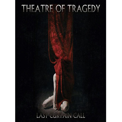DVD + CD Theatre Of Tragedy - Last Curtain Call - Lacrado