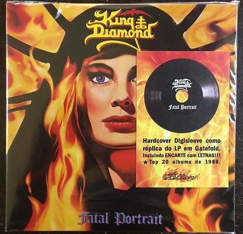 CD King Diamond - Fatal Portrait - Digisleeve - Lacrado