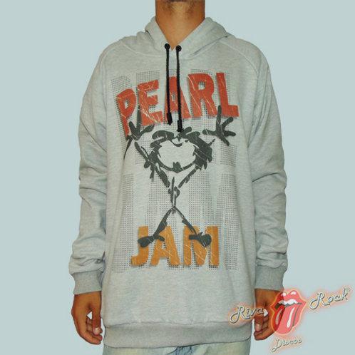 Moletom Pearl Jam - Alive - Bomber