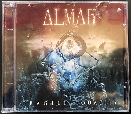 Cd Almah - Fragile Equality - Importado - Lacrado