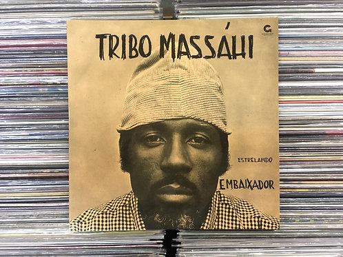 LP Tribo Massáhi - Estrelando Embaixador - Com Encarte