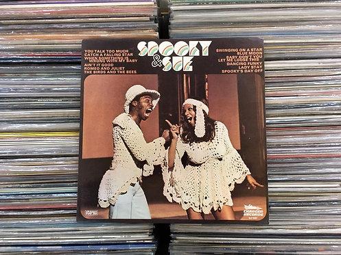 LP Spooky & Sue - 1975