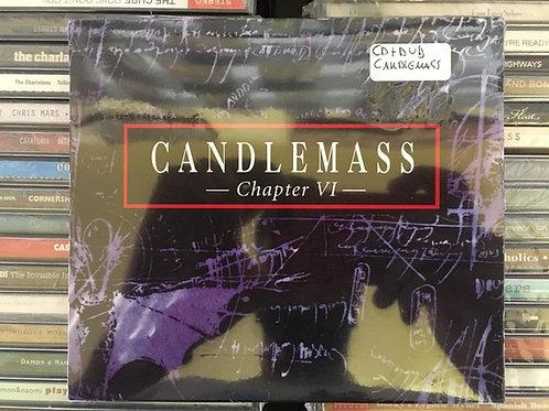 CD + DVD Candlemass - Chapter VI - Slipcase - Lacrado