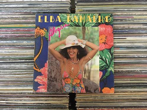 LP Elba Ramalho - Alegria - Com Encarte