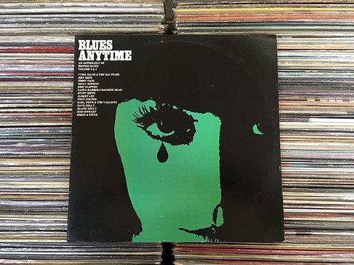 LP Blues Anytime - An Anthology Of British Blues Volume 3&4 - Duplo