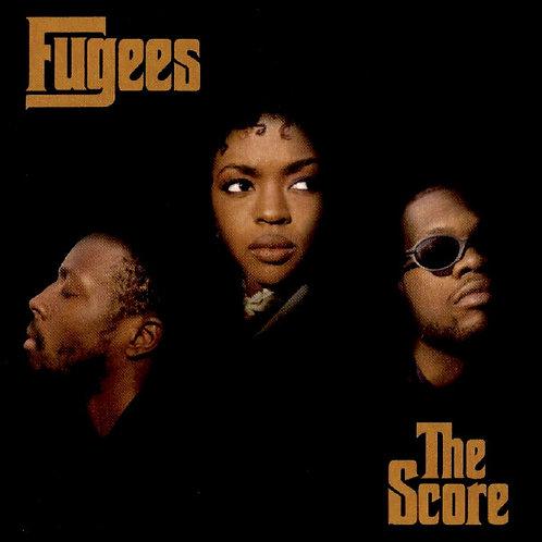 CD Fugees - The Score - Lacrado