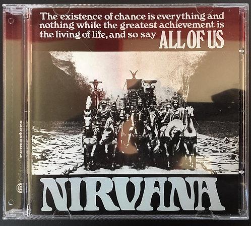 CD Nirvana - All Of Us - Importado