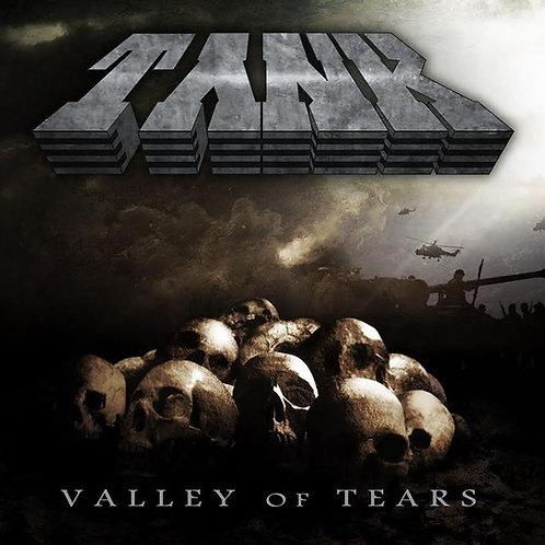 CD Tank - Valley Of Tears - Lacrado