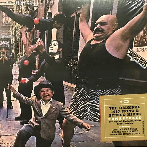 CD The Doors - Strange Days - Duplo - Digifile - Lacrado