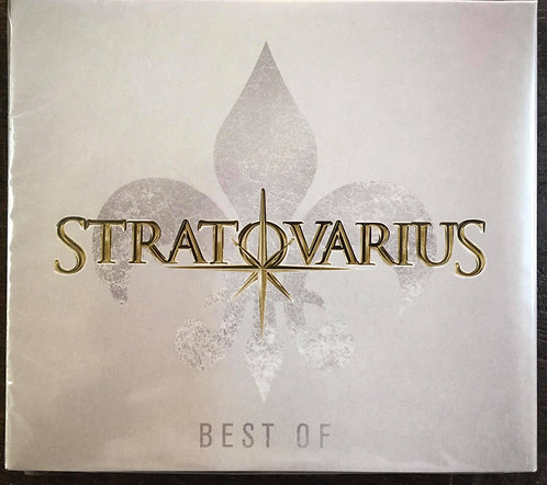CD Stratovarius - Best Of - (Triplo) - Digipack - Lacrado