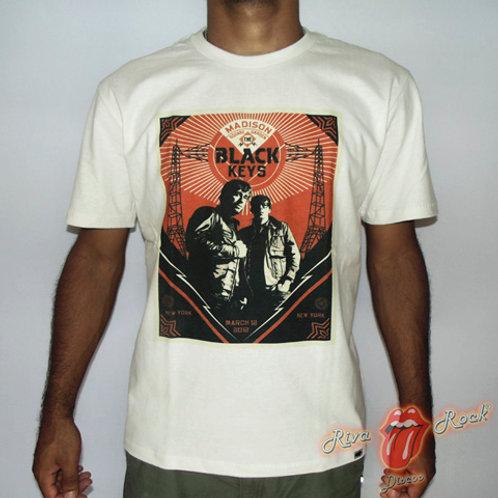 Camiseta Black Keys - Madison Square Garden - Bomber Classics