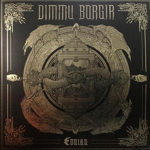 CD Dimmu Borgir - Eonian - Lacrado