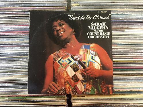LP Sarah Vaughan & Count Basie - Send In The Clowns