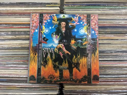 LP Steve Vai - Passion And Warfare - Com Encarte