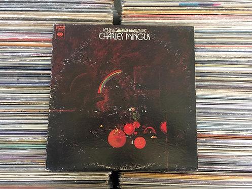 LP Charles Mingus - Let My Children Hear Music - Importado