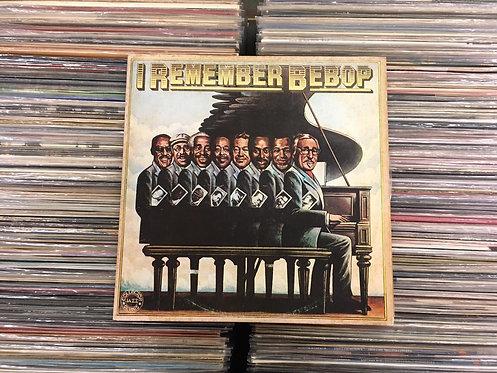 LP I Remember Bebop - Duplo - Capa Dupla