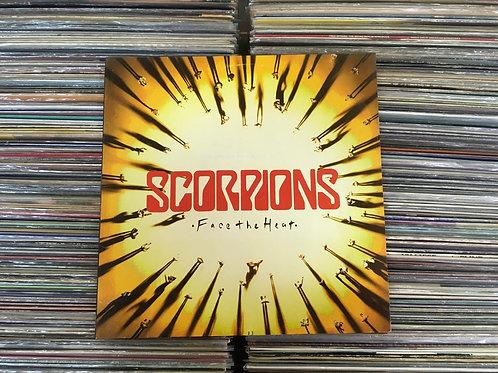 LP Scorpions - Face The Heat