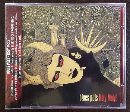 CD Blues Pills - Holy Moly! - Lacrado