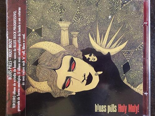 CD Blues Pills - Holy Moly! - Lacrado