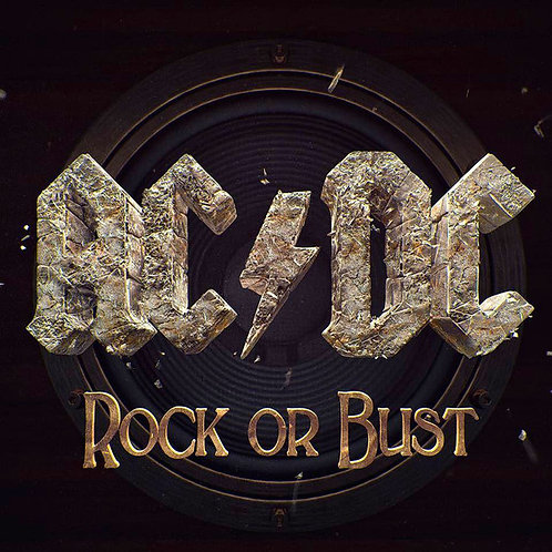 CD AC/DC - Rock Or Bust - Digipack - Capa Lenticular - Lacrado