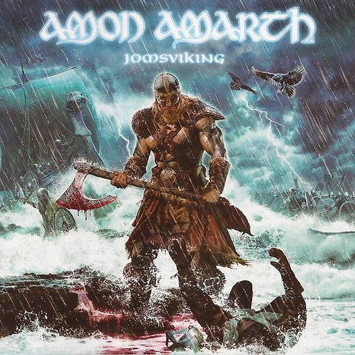 CD Amon Amarth - Jomsviking - Importado - Lacrado