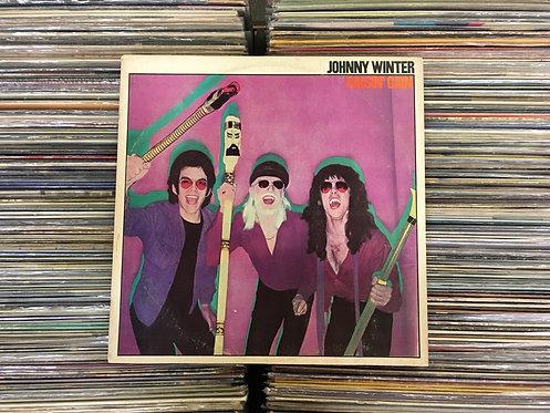 LP Johnny Winter - Raisin' Cain - Com Encarte