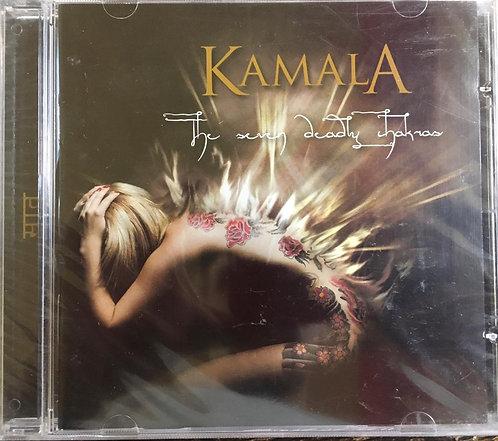 CD Kamala - The Seven Deadly Chakras - Lacrado