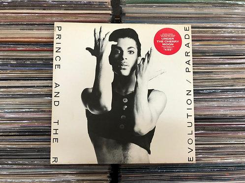 LP Prince And The Revolution - Parade - Com Encarte - Capa Dupla