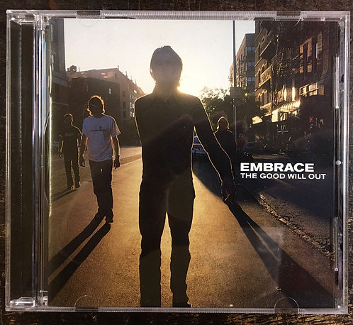 CD Embrace - The Good Will Out - Importado