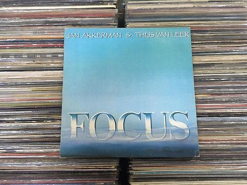 LP Jan Akkerman & Thijs Van Leer - Focus
